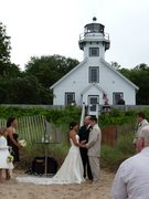 Stacy and Benjamin's Wedding in Traverse City, MI, USA
