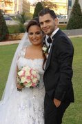Manal and Khodor's Wedding in Beirut, Lebanon