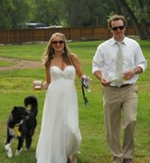 Lauren and Ben's Wedding in Lyons, CO, USA