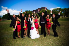 Anna and Joaquin's Wedding in Makena, Hawaii, HI, USA