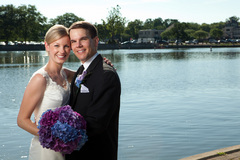 Barrington Wedding In July in Lake Zurich, IL, USA