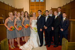 Blake and Katie's Wedding in Fairway, KS, USA