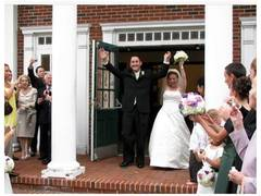 Christin and Tom's Wedding in Margate City, NJ, USA