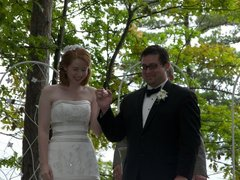 Rhiannon and Alex  Wedding in Grand Traverse, MI