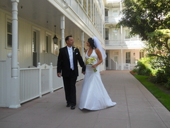 Our Wedding in Chula Vista, CA, USA