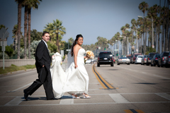 Michele and Andrew's Wedding in Santa Barbara, CA, USA
