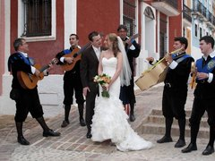 Charlotte and John's Wedding in Altea, Spain
