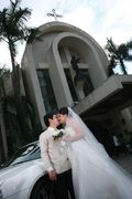 Stephen  and Roena's Wedding in Alabang City, Philippines