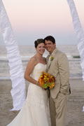 Our Wedding in Corolla, NC, US