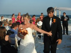 Steph and JM's Wedding in Seagrove, Fl, USA