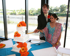 Ayesha and Shane 's Wedding in Sioux City, IA, USA