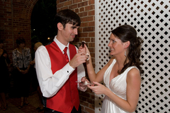 Samantha and Justin 's Wedding in Seale, AL, USA
