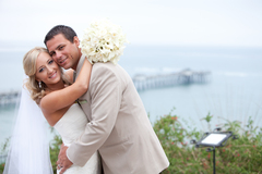 San Clemente Wedding In July in San Clemente, CA, USA