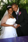 Sophia and Husani's Wedding in Kingston, Jamaica