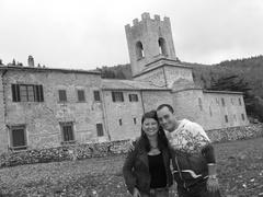 Alisha & Giuseppe's Wedding in Greve in Chianti, Italy