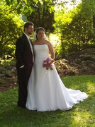Denise and Matthew's Wedding in McKean, PA, USA