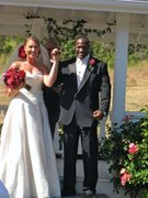Jamielynn and cornel's Wedding in La Honda, Ca., USA
