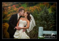Tara and Evan's Wedding in Ellicottville, NY, USA
