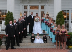 Our Wedding in Covington, GA, USA