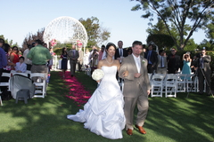Telisa and Phillip's Wedding in Saratoga, CA, USA