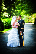 Our Wedding in Lansdowne, VA, USA