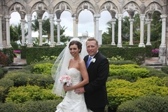 Laurel and Christopher's Wedding in Lucaya, Bahamas