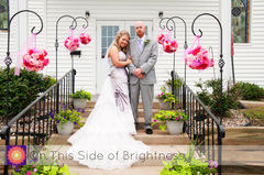 Knoxville Wedding In June in Leighton, IA, USA