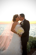 Alex and June's Wedding in Fisher Island, FL, USA