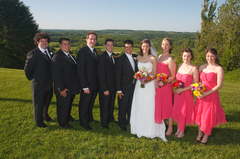 Megan and Mike's Wedding in Mt Horeb, WI, USA