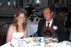 Our Wedding in Brattleboro, VT, USA