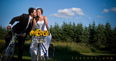 Piebird Bed And Breakfast Wedding In August in Nipissing, ON, Canada