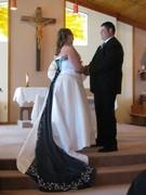 Stephani and Aaron 's Wedding in Mayetta, KS, USA