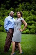 Sherita and Ronnie's Wedding in Port Royal, SC, USA