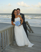 Sabrina  and Robert's Wedding in Melbourne Beach, FL, USA
