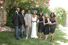 Apopka Wedding In June in Pine Hills, FL, USA