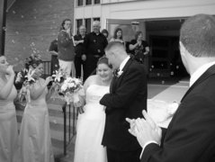 Steubenville Wedding In September in Toronto, OH, USA