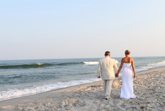 Surf City Wedding In July in Surf City, NJ, USA