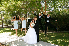 Bryan and Danica's Wedding in Agoura, CA, USA