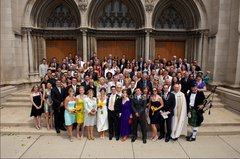 Chicago Wedding In July in Chicago, IL, USA