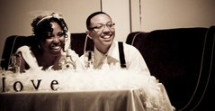 Ayana and Penee's Wedding in Richmond, VA, USA