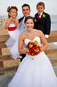 Kim and Ty's Wedding in Laguna Niguel, CA, USA