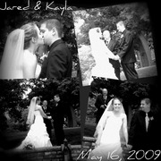 Kayla and Jared's Wedding! in Webster Groves, MO, USA