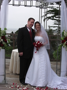 Tina Marie and Jonathon's Wedding in Seaside, CA, USA