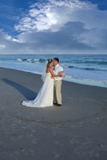 Tracey &amp; John's Wedding in North Topsail Beach, NC, USA