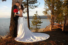 Aaron  and Jessica 's Wedding in Soda Springs, CA, USA