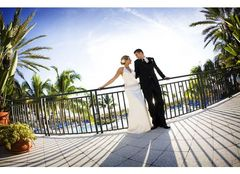 Julie and Adam's Wedding in Lido Key, FL, USA
