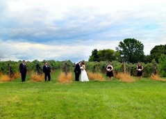 Our Wedding in Three Oaks, MI, USA