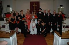 Joyce and Todd's Wedding