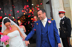 Claire and Martin's Wedding in Sitges, Spain