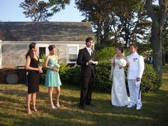 Jessica and Peter's Wedding in Chatham, MA, USA
